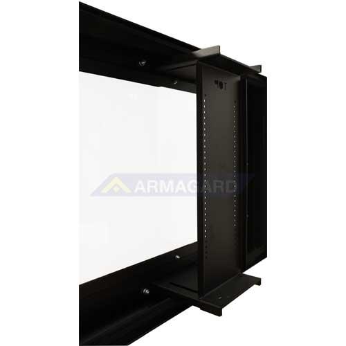 Armoire pour moniteur lcd protection pour moniteur lcd ou petite tv lcd pour l ext rieur ou - Armoire ordinateur fermee ...