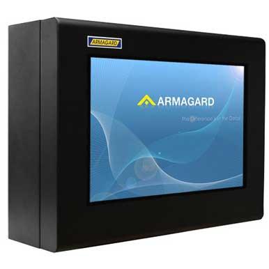 Une armoire pour moniteur LCD | PDS-24