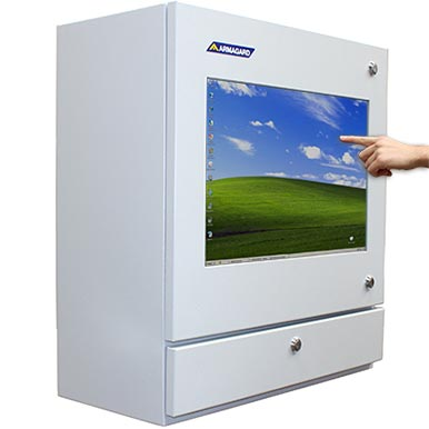 Ecran tactile Industriel PENC-450