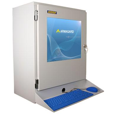 Armoire industrielle pour moniteur LCD, PENC-700