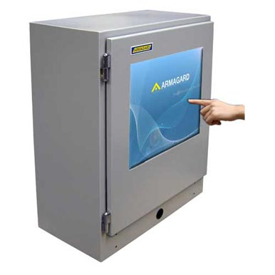 Touch screen pour usage industriel PENC-750