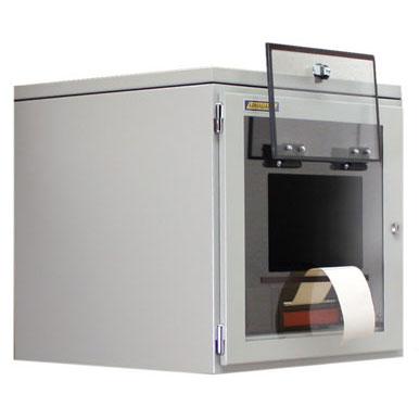 Capot pour imprimante en acier doux | PPRI-400