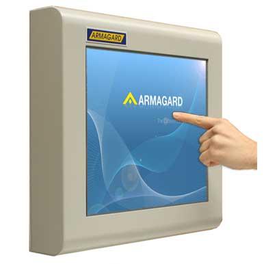 Moniteur industriel d'écran tactile PTS-170
