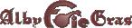 alby fois gras logo