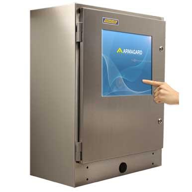Touch screen étanche SENC-750