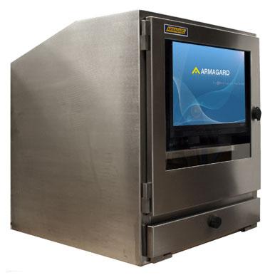 Armoire PC en acier inoxydable SENC-800