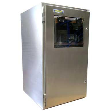 Capot pour imprimante en acier inoxydable | SPRI-700